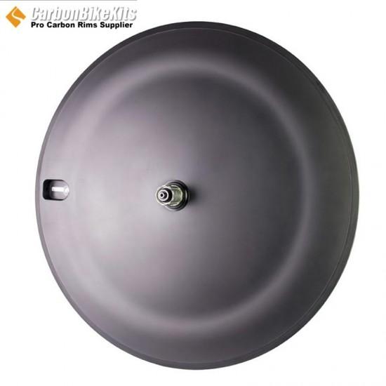 700C 25mm Wide Disc Wheel Clincher / Tubular