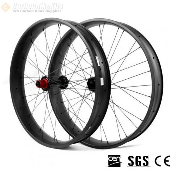 27.5er 85mm width Carbon Fat Bike Rim
