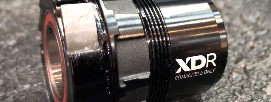 Use Micro Spline Freehub and SRAM XDR Free Hub Update 12 Speeds Carbon Wheels