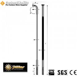 Pillar psr x-tra 1420 bicycle lightest aero spoke